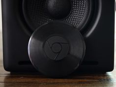 """Chromecast Audio - """"Just as the original Chromecast made our dumb TVs smart, the Chromecast Audio promises to take your old pair of speakers and bless them with the convenience of streaming music."""" - Engadget   For more pins on Audio Gadgets and other Electronics, follow Best Buy Portable Speakers"""