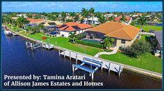 Gulf Access Homes for Sale in Punta Gorda | 599 Andora Drive #WaterfrontGulfAccess #PuntaGordaWaterfrontHomesForSale #GulfAccessHomesInPuntaGorda