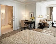Deluxe Junior Suite 45sqm - King bed Free Wi-Fi and access to spa   fitness