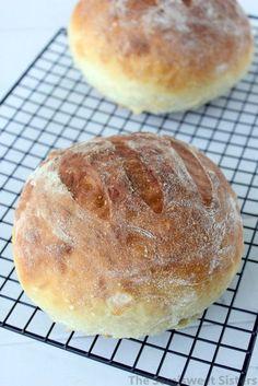 Artisan Honey Bread