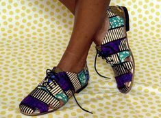 Image detail for -Bright Summer Shoes Pair Recycled Car Tires + Vibrant Colors (Photos ...
