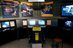Control Station, Dynamic Earth, Sudbury   Flickr
