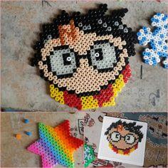 Harry Potter hama beads by ekinilepiksel