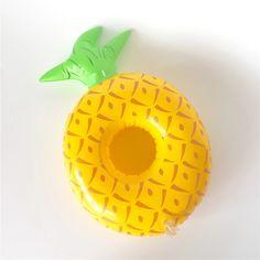 Bóia de copo do abacaxi