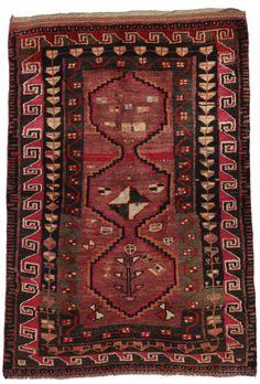 Lori - Bakhtiari Persian Carpet 188x132
