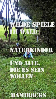 Playing in the forest and in the meadow: for nature children and everyone, .- Spielen im Wald und in der Wiese: für Naturkinder und alle, die es sein wollen … Playing in the forest and in the meadow: for nature children and everyone who wants to be it Parenting Fail, Parenting Books, Kids And Parenting, Parenting Ideas, Diy Crafts Love, Diy Crafts For Kids, Raising Daughters, Raising Kids, Babies R Us