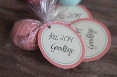 Kiss 2014 Goodbye Printable