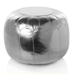 Nake Berkus for HSN Pouf (Bought it & Love it) Costs a 3rd of the ones from Serena & Lilly