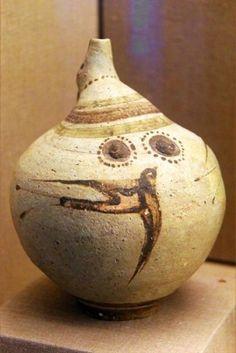 756c6 pot provenant d'Akrotiri, début 17e s. avant JC