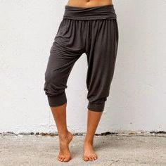 Yoga Harem pants | Look Great, Feel Great