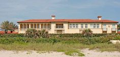 david koch mansion west palm beach | david koch s palm beach mansion from the beach ny social diary