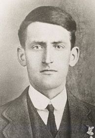 Ellis Humphrey Evans (Hedd Wyn) - Hedd Wyn (born Ellis Humphrey Evans) (13 January 1887 – 31 July 1917) was a Welsh language poet who was killed during the Battle of Passchendaele in World War I. He was posthumously awarded the bard's chair at the 1917 National Eisteddfod. Evans, who had been awarded several chairs for his poetry, was inspired to take the bardic name Hedd Wyn (Welsh: blessed peace) from the way sunlight penetrated the mist in the Meirionydd valleys.