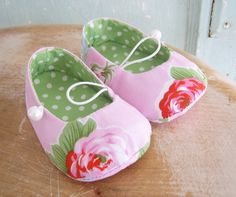 Baby Shoe Pattern - SALE 2 for 1 Combo Pack - Click for Details - Vintage Flair Baby Bootie. 4.50, pattern on Etsy.