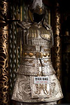 Light Korean body armor