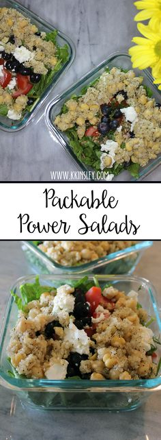 Easy lunch idea: pac
