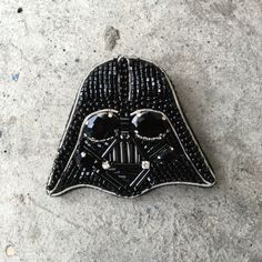 Brooch Darth Vader