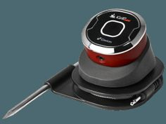 The Weber iGrill Mini is a small connected thermometer that allows you to monitor the temperature of any dish you cook from your smartphone. Tech Accessories, Cell Phone Accessories, Kitchen Gadgets, Kitchen Appliances, Kitchen Tools, Cool Tech Gifts, Gas And Electric, Christmas Gifts For Men, Christmas Time