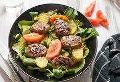 Gezond eten voor mannen? Probeer deze 'hamburger salade'! | Freshhh