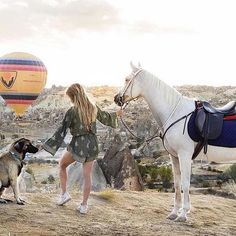 3 in 1 #Cappadocia @princess_cappadocia  Everything we #love is in same scene  http://ift.tt/2u9hL3A Click for reservation  @cappadociaranch  @goremehorseride
