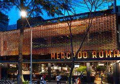Mercado Roma, Mexico DF (Calle Querétaro 225)