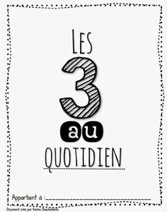 French Teaching Resources, Teaching French, Daily Five, French Immersion, Reading Strategies, Learn French, Literacy, Education, Learning