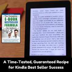The Complete E-Book Bestseller Formula for Authors!!! Increase the bookselling ratio & be the great Kindle sellers.  Grab it in just $10 this #christmasseason!  http://amzn.to/2dQZrGt   #bookreaders #usabookstore #amazonusa #companys #concerns #customerfeedbacks #customerfeed #christmas2017🎄🎅🎁 #thriftsale #useditems #yardsales #stressbusters #goalsachiever #10dollars
