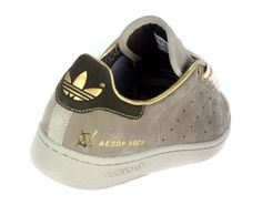 Upper Playground x Adidas Originals Stan Smith - Aesop Rock - #3