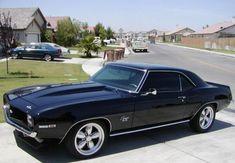 '69 Chevy camaro