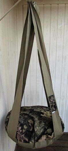 Cat Bed True Timber Harvest Camouflage Single Hanging Cat Bed, Kitty Cloud Cat Bed, Pet Furniture