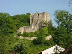Burg Bichishausen (Lautertal)