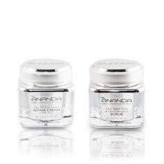 Perfectio Care Set Facial Cream, Stem Cells, Whitening, Concealer, Moisturizer, Night, Moisturiser