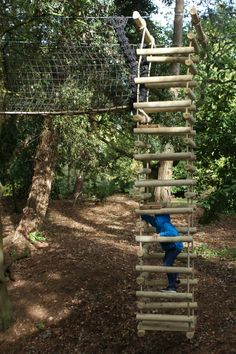 Great natural playstructure.