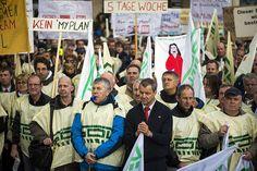 Ferroviários alemães mantém maior greve dos últimos 20 anos no país | #Alemanha, #DeutscheBahn, #GDL, #MuroDeBerlim, #Sindicalismo, #Socialismo