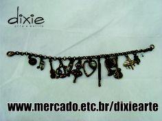 Pulseira Musical  www.mercado.etc.br/dixiearte
