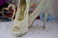 The Perfect Bridal Shoe