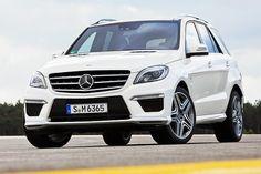 Mercedes-Benz ML63 AMG.