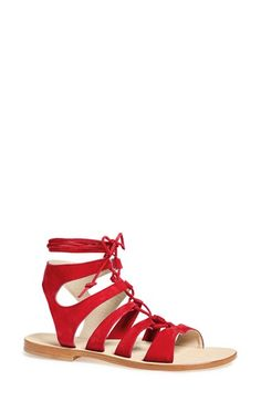 CORNETTI+'Recommone'+Gladiator+Sandal+(Women)+available+at+#Nordstrom