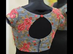 Latest Simple Blouse Work Designs Coolmine Community School 100 Blouse Designs Best Stunning Latest Saree Blouse Neck Here S A Look At New Style Blo. Blouse Designs High Neck, Pattu Saree Blouse Designs, Simple Blouse Designs, Stylish Blouse Design, Fancy Blouse Designs, Saree Blouse Patterns, Boat Neck Designs Blouses, Saree Blouse Models, Simple Blouse Pattern