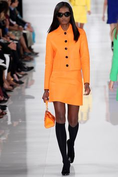 Ralph Lauren - Spring 2014 Ready-to-Wear