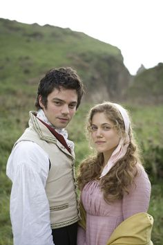 Willoughby and Marianne, Sense & Sensibility (2008)