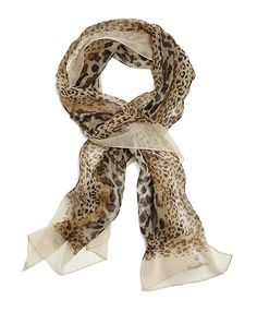 silk leopard scarf from Brooks Brothers Leopard Scarf, Brooks Brothers, Fashion Beauty, Silk, Silk Sarees, Cheetah Scarf