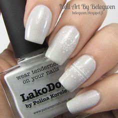 Nail Art By Belegwen: Picture Polish LakoDom