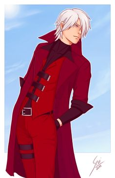 Featuring Dante from the Devil May Cry™ Series : Photo
