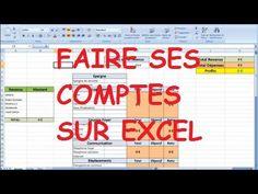 Comment gérer ses finances et son argent avec le logiciel Microsoft Excel? - YouTube Microsoft Excel, Vba Excel, Grilling Gifts, Iphone Hacks, Rich Man, Budgeting Finances, Internet, Software, Language