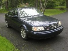 1995 Audi S6 Quattro Sedan  Why can't they make them like this anymore.
