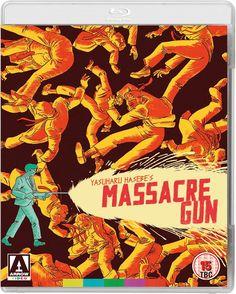 Massacre Gun Blu-ray image 1