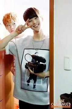 Cha EunWoo LOOK AT HOW CUTE HE IS <----- Then there is Sanha omo hahaha