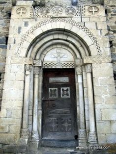Iglesia Escunhau, Romanico Valle Aran