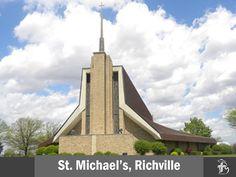 St. Michael's Lutheran Church in Richville, Michigan