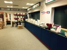 British Sewing Centreis a family run business established in 1903. Traditionally, we operated from retail premises and since have moved the vast majority of ou